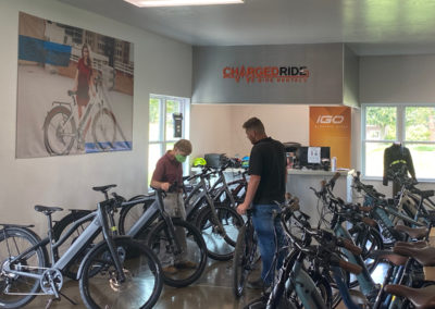 Electric Bike Customer Support